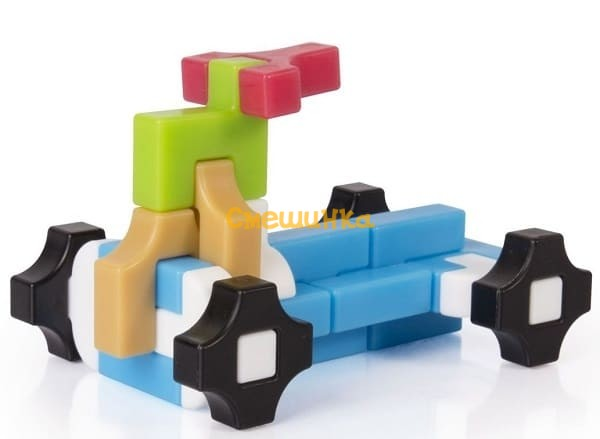 Конструктор Guidecraft IO Blocks Minis 250 деталей (G9611) - 2