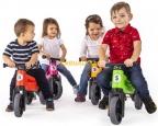 Беговел Funny Wheels Rider Sport голубой (FWRS02) - 1