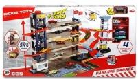 Игровой набор Dickie Toys Паркинг четырехэтажный с автомобилями и вертолетом (3749008) - 5