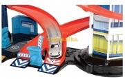 Игровой набор Dickie Toys Паркинг четырехэтажный с автомобилями и вертолетом (3749008) - 2