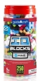 Конструктор Guidecraft IO Blocks Minis 250 деталей (G9611)